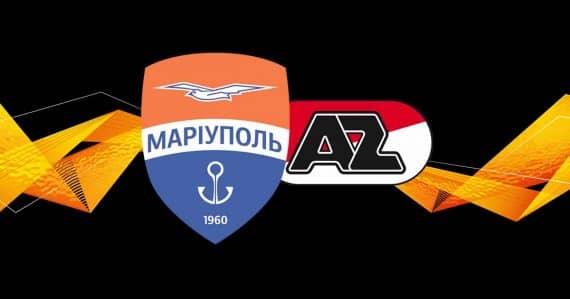 Предварительный прогноз и ставки на поединок Мариуполь -АЗАлкмаар