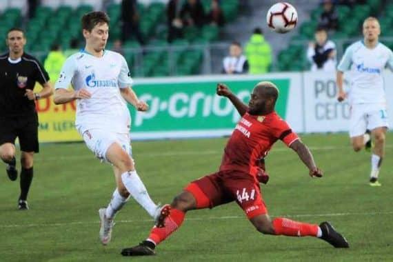 Уфа-Зенит прогноз матча российской Премьер-лиги 24 августа