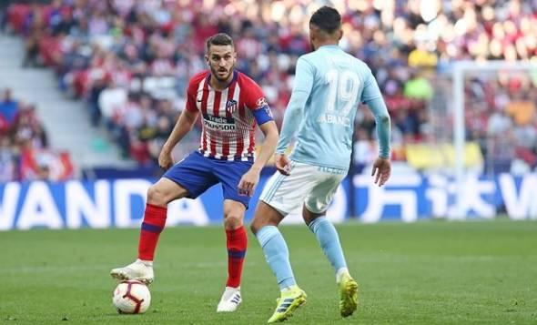 Атлетико Мадрид - Сельта прогноз на поединок Ла Лиги 21 сентября
