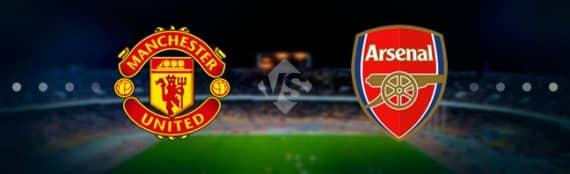 Предварительный прогноз и ставки на поединок Манчестер Юнайтед - Арсенал