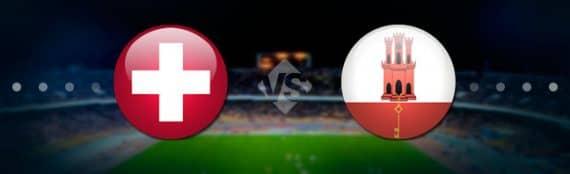 Предварительный прогноз и ставки на поединок Швейцария — Гибралтар