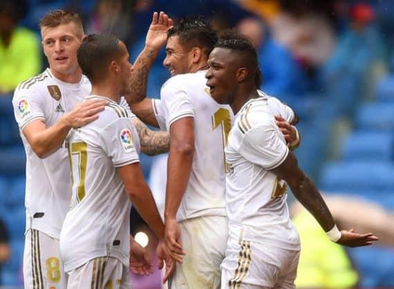 Ставки и предварительный прогноз на игру Реал Мадрид — Брюгге