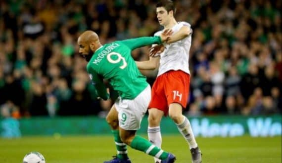 Грузия — Ирландия прогноз на матч квалификации чемпионата Европы 12 октября