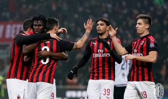 Милан - Лечче прогноз матча на Серию А 20 октября 21:45 МСК