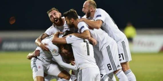 Ставки и предварительный прогноз на игру Гибралтар — Грузия