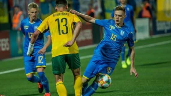 Украина – Литва прогноз на матч квалификации чемпионата Европы 11 октября
