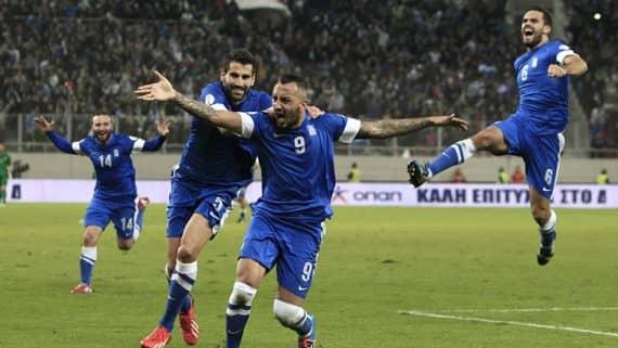 Армения - Греция прогноз на матч квалификации Евро-2020 14 ноября
