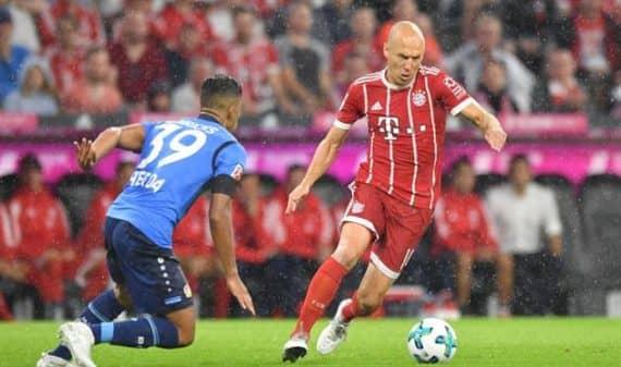 Бавария - Байер прогноз на матч немецкой Бундеслиги 30 ноября