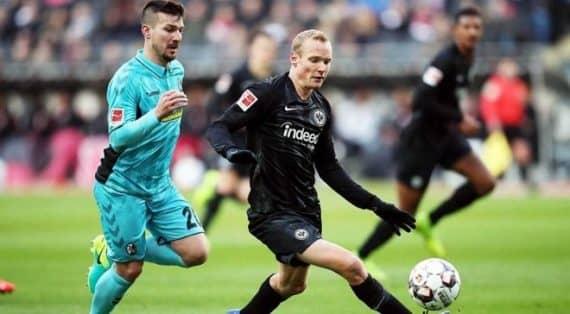 Фрайбург - Айнтрахт Франкфурт прогноз на матч немецкой Бундеслиги 10 ноября