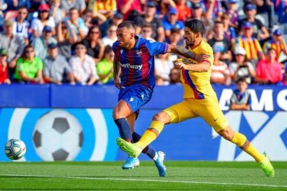 Леванте - Мальорка на матч испанской Ла Лиги 22 ноября