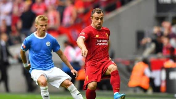 Ливерпуль — Манчестер Сити прогноз на матч Английской Премьер-лиги 10 ноября
