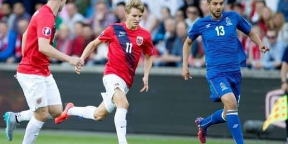 Норвегия - Фарерские острова прогноз на квалификационный матч Евро-2020 15 ноября