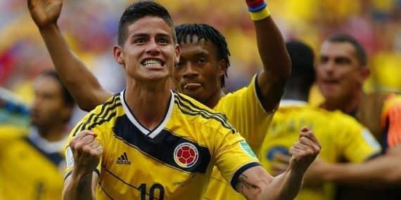 Перу - Колумбия прогноз на товарищеский матч по футболу 15 ноября