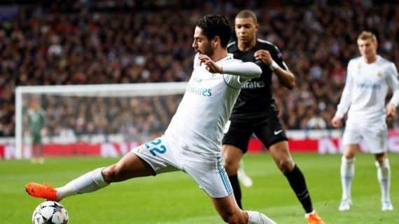 Реал Мадрид — ПСЖ прогноз на матч Лиги Чемпионов УЕФА 26 ноября