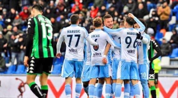 Сассуоло – Лацио прогноз на матч итальянской Серии А 24 ноября