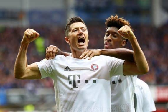Црвена Звезда - Бавария прогноз на матч Лиги Чемпионов УЕФА 26 ноября