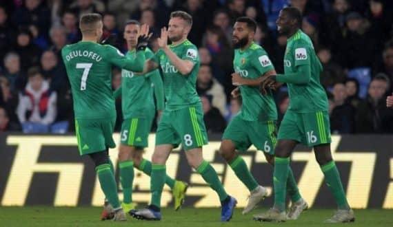 Уотфорд - Бернли прогноз на матч Английской Премьер-лиги 23 ноября