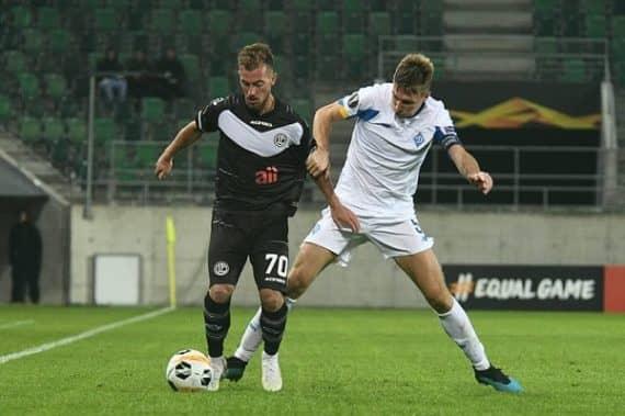 Динамо Киев – Лугано прогноз на матч Лиги чемпионов УЕФА 12 декабря