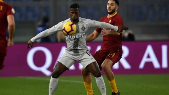 Интер – Рома прогноз на матч Итальянской Серии А 6 декабря