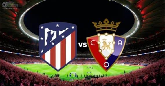 Ставки и предварительный прогноз на поединок Атлетико Мадрид - Осасуна