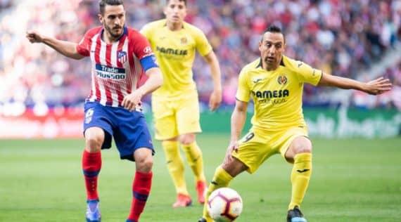 Ставки и предварительный прогноз на поединок Вильярреал - Атлетико Мадрид