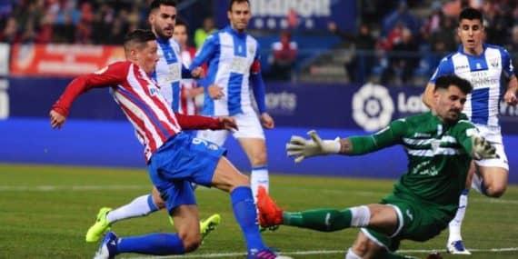 Атлетико Мадрид - Леганес прогноз на матч испанской Ла Лиги 26 января
