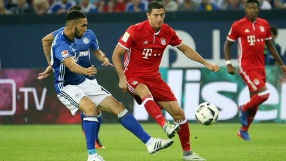 Бавария - Шальке прогноз на матч немецкой Бундеслиги 25 января