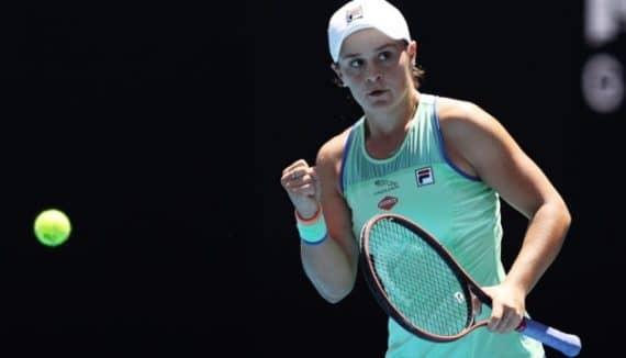 Эшли Барти - София Кенин прогноз на матч Открытого чемпионата Австралии по теннису 30 января