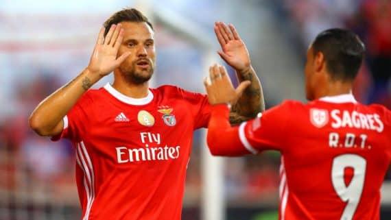 Спортинг Лиссабон - Бенфика прогноз на футбольный матч Примейра лиги 17 января