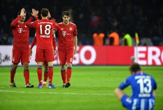 Ставки и предварительный прогноз на поединок Бавария - Шальке