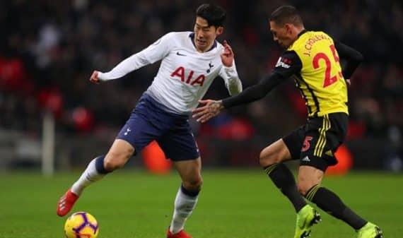 Уотфорд - Тоттенхэм Хотспур прогноз на матч Английской Премьер-лиги 18 января
