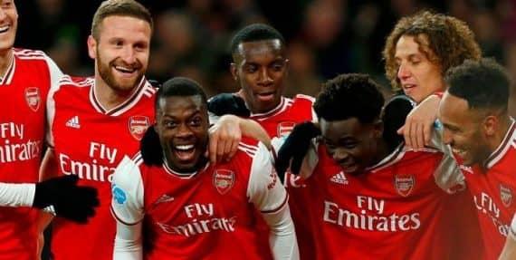 Арсенал - Олимпиакос прогноз на матч Лиги Европы 27 февраля
