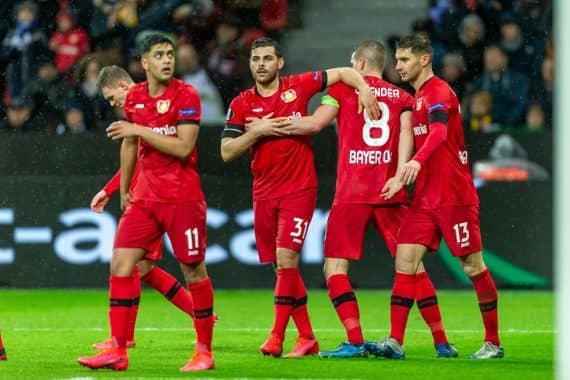 Порту - Байер Леверкузен прогноз на футбольный матч Лиги Европы 27 февраля