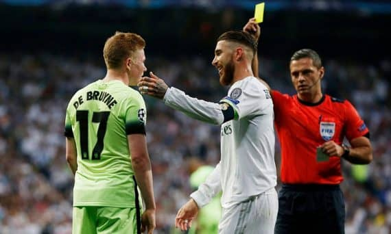 Реал Мадрид — Манчестер Сити прогноз на матч Лиги чемпионов УЕФА 26 февраля