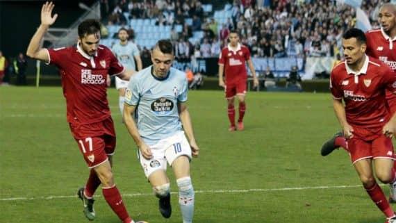 Сельта - Севилья прогноз на матч испанской Ла Лиги 9 февраля