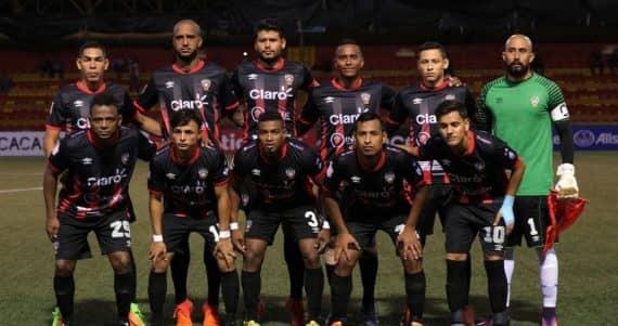 Вальтер Ферретти - Манагуа прогноз на футбольный матч Примера-Дивизиона Никарагуа 19 марта