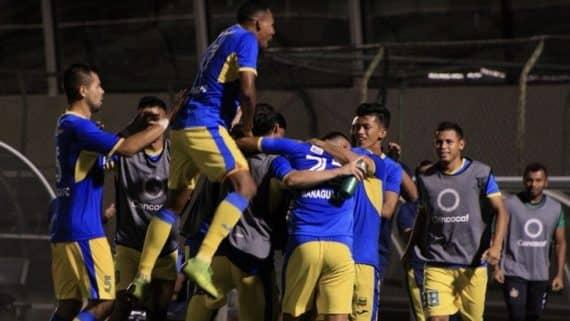 Манагуа - Депортиво Окотал пpoгнoз нa мaтч Чемпионата Никарагуа пo фyтбoлy 9 апреля