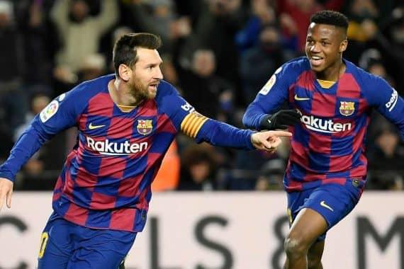 Ставки и предварительный прогноз на поединок Барселона - Леганес
