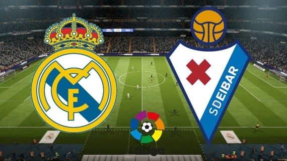 Ставки и предварительный прогноз на поединок Реал Мадрид - Эйбар