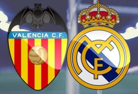 Ставки и предварительный прогноз на поединок Реал Мадрид - Валенсия