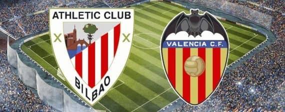 Ставки и предварительный прогноз на поединок Валенсия - Атлетик Бильбао