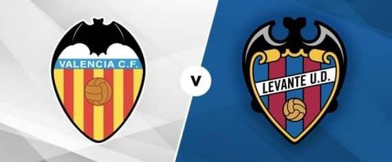 Ставки и предварительный прогноз на поединок Валенсия - Леванте