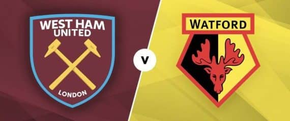 Ставки и предварительный прогноз на поединок Вест Хэм Юнайтед - Уотфорд
