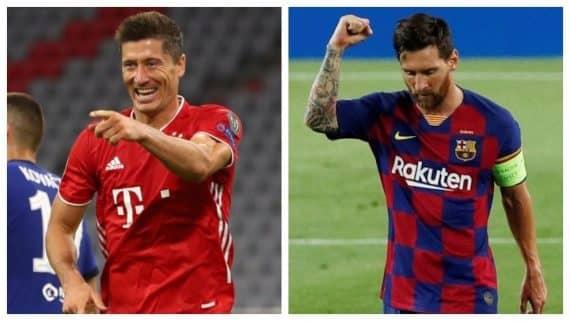 Ставки и предварительный прогноз на поединок Барселона — Бавария