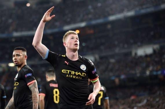 Ставки и предварительный прогноз на поединок Манчестер Сити - Реал Мадрид