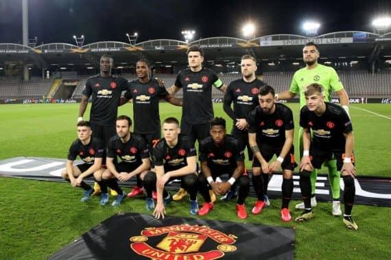 Ставки и предварительный прогноз на поединок Манчестер Юнайтед — ЛАСК
