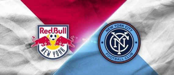 Ставки и предварительный прогноз на поединок Нью-Йорк Ред Буллз - Нью-Йорк Сити