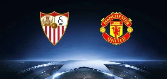 Ставки и предварительный прогноз на поединок Севилья - Манчестер Юнайтед