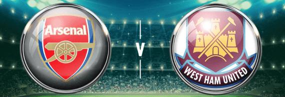 Ставки и предварительный прогноз на поединок Арсенал - Вест Хэм Юнайтед