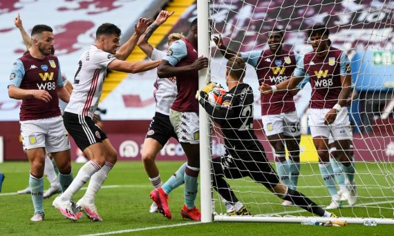 Ставки и предварительный прогноз на поединок Астон Вилла - Шеффилд Юнайтед